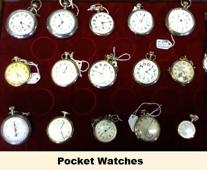 Syracuse Pocket Watches