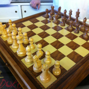 Syracuse Wooden Chess Sets