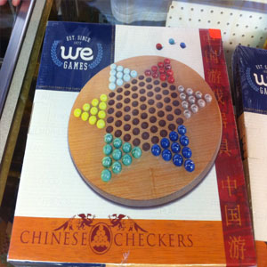Syracuse Chinese Checkers